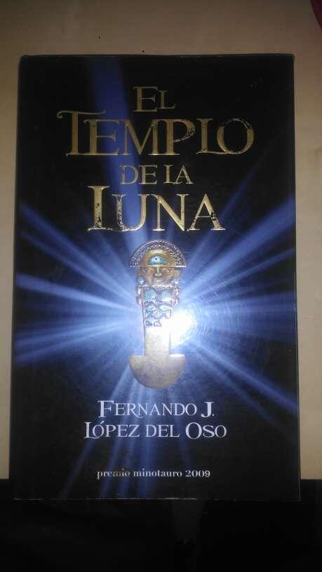 Imagen libro El Templo De La Luna