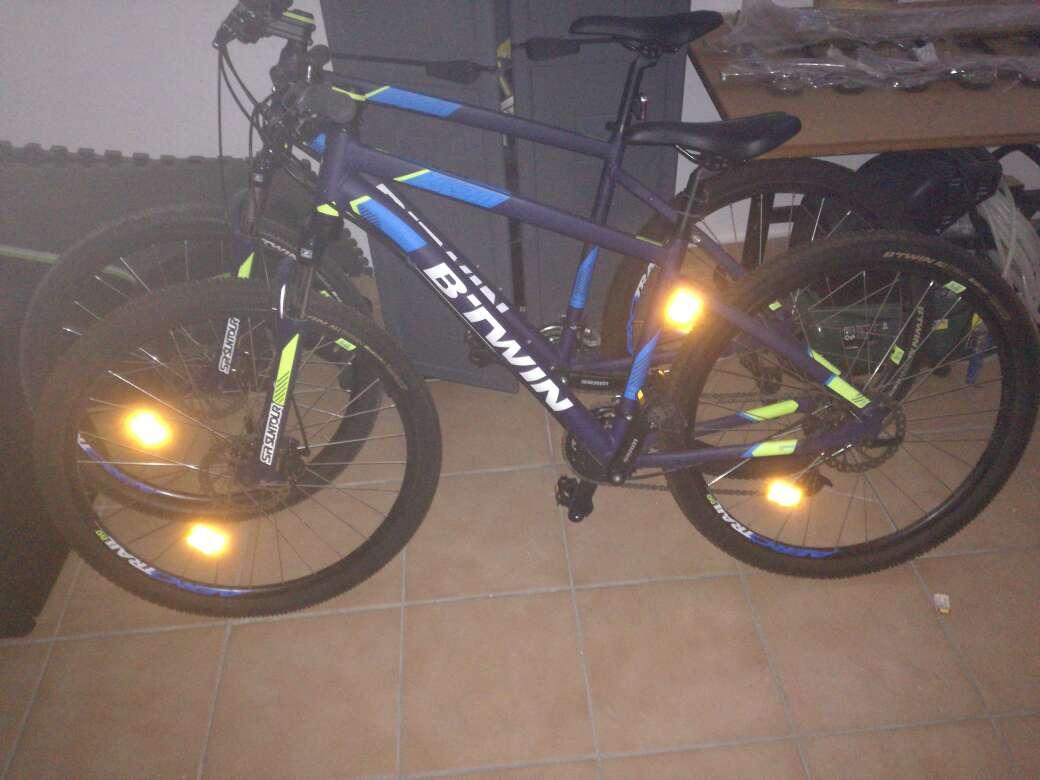 Imagen bicicleta btwin