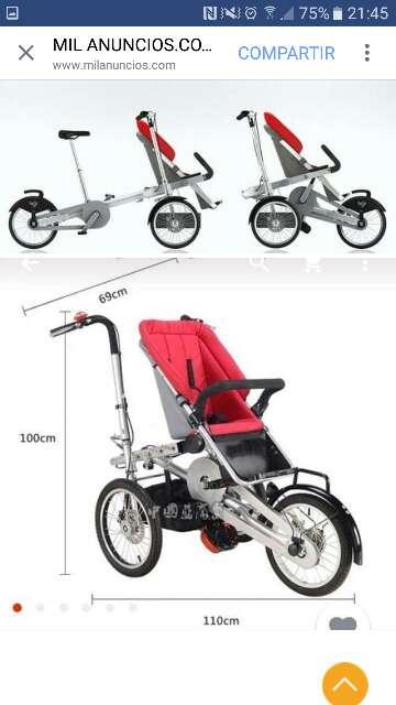 Imagen producto Silleta bicicleta 4