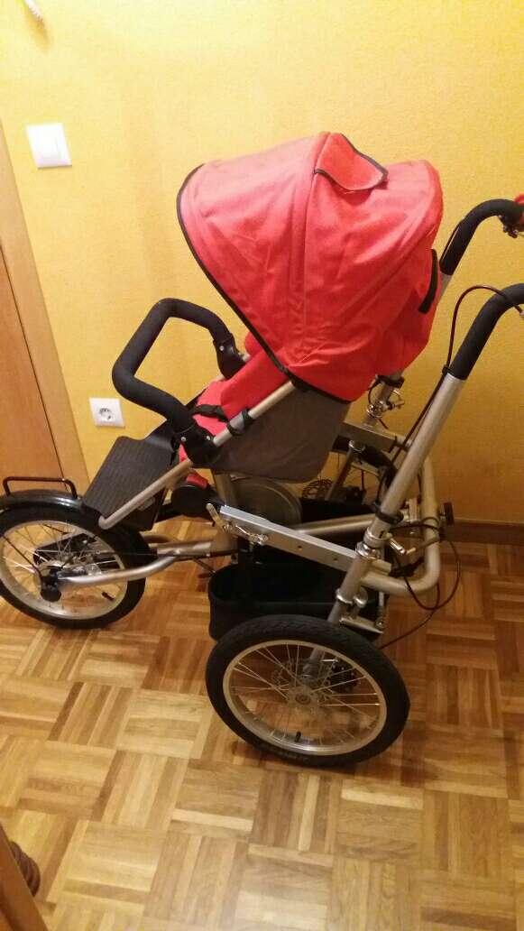 Imagen silleta bicicleta