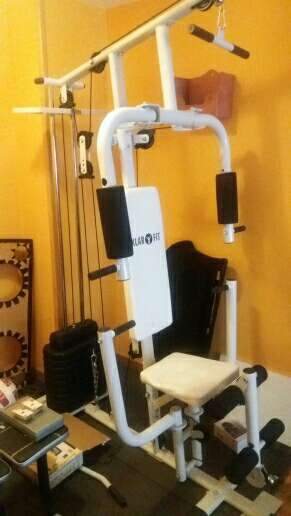 Imagen Estación de ejercicio