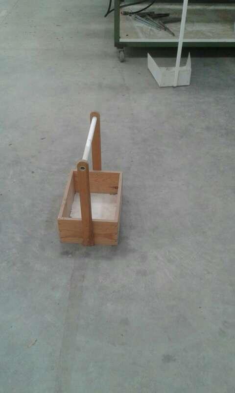 Imagen producto Caja de madera con asa 2