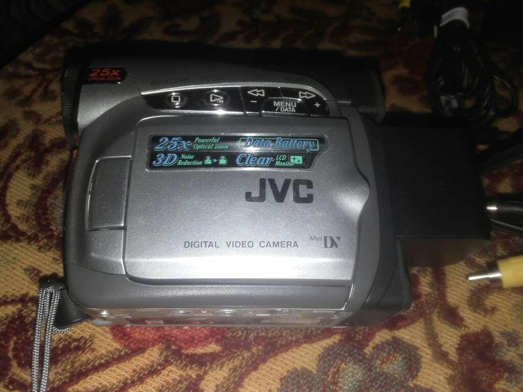 Imagen video cámara J V C