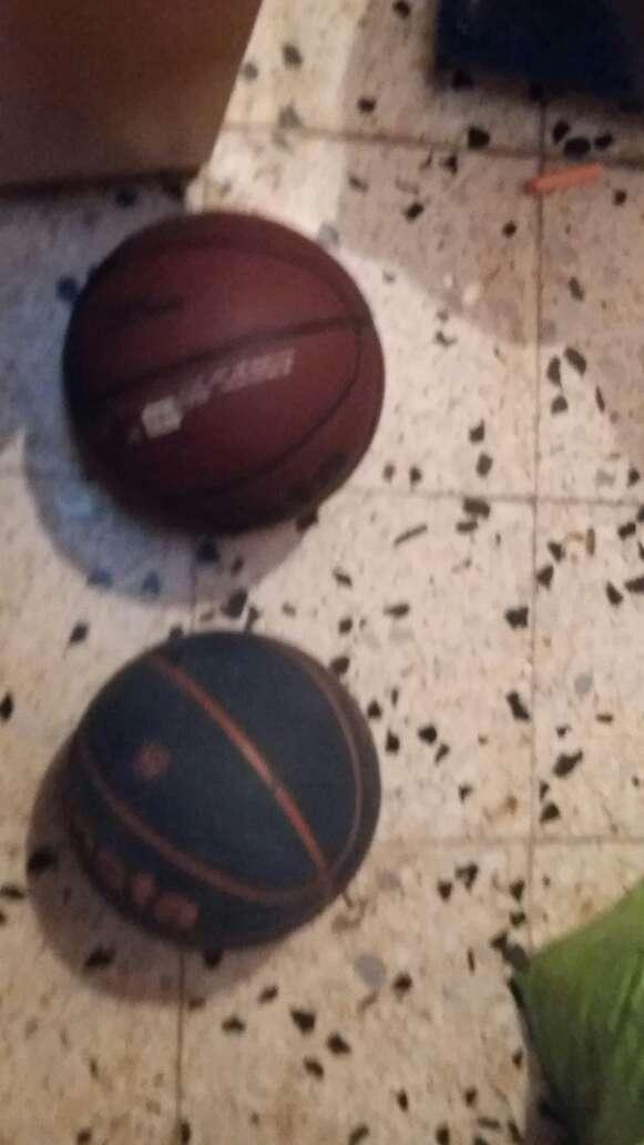 Imagen Vendo pelotas de baloncesto