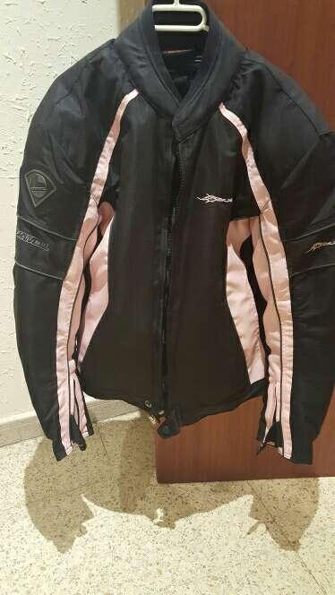 Imagen chaqueta de moto para mujer koolwell