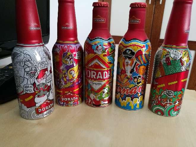 Imagen Botellas de Cerveza