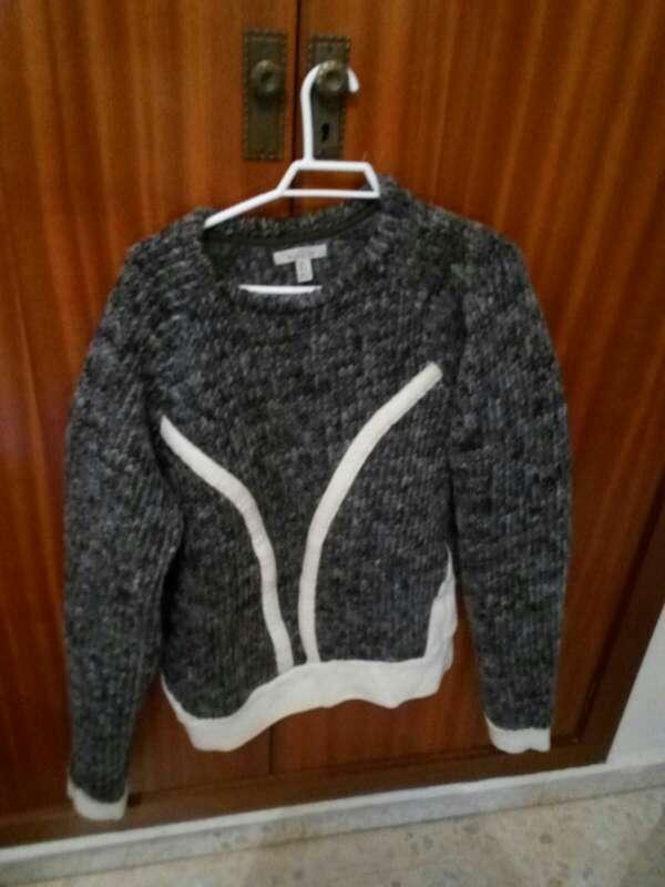 Imagen chaleco lana de zara