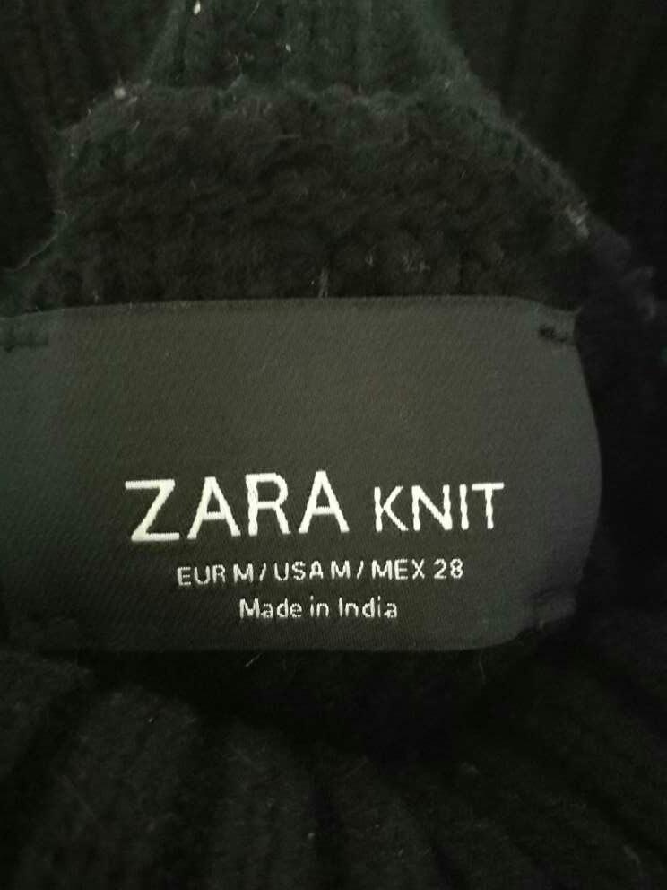 Imagen producto Jersey Zara 4
