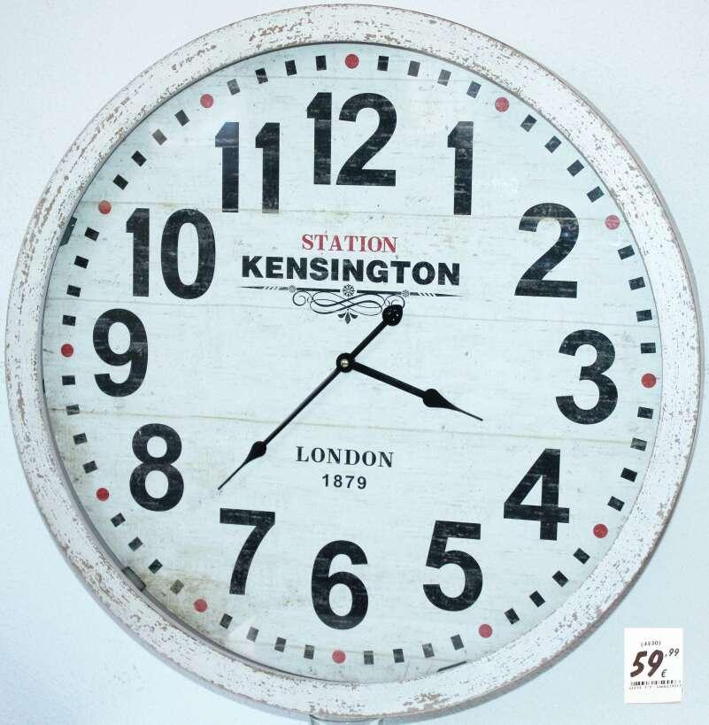 Imagen reloj de pared decorativo