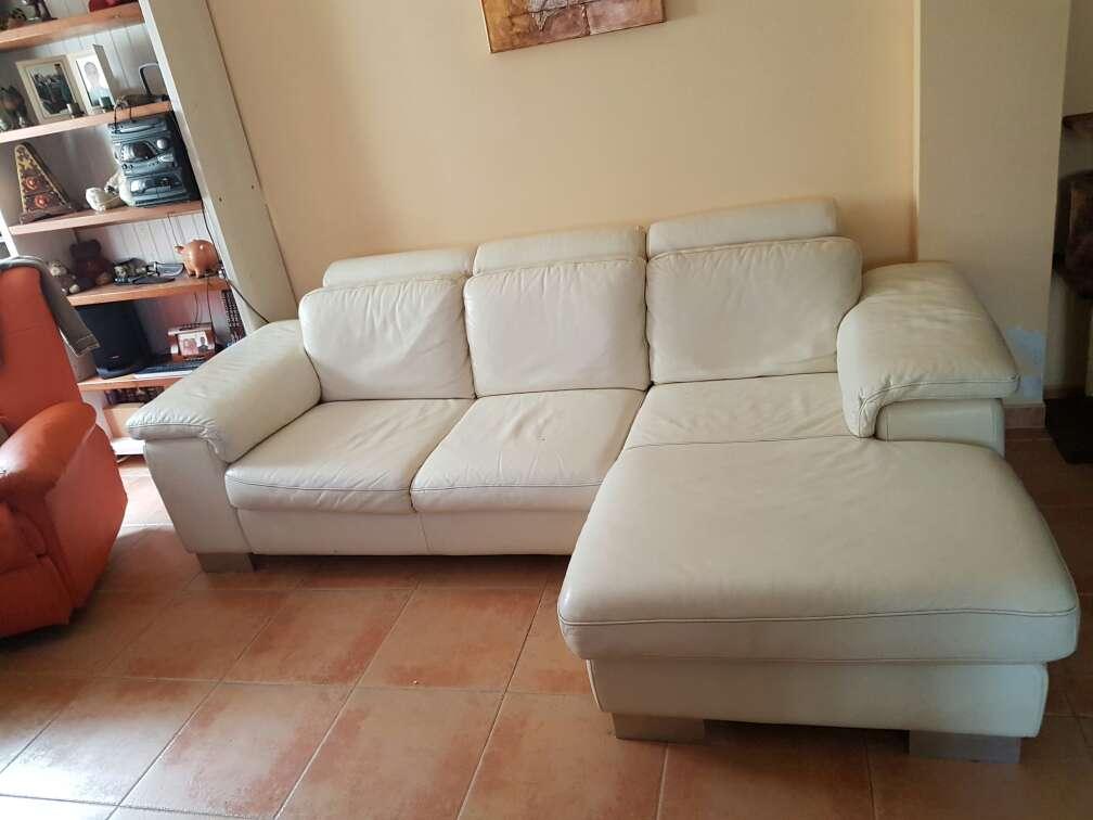 Imagen producto Sofá chaiselongue. sofa cuero 2