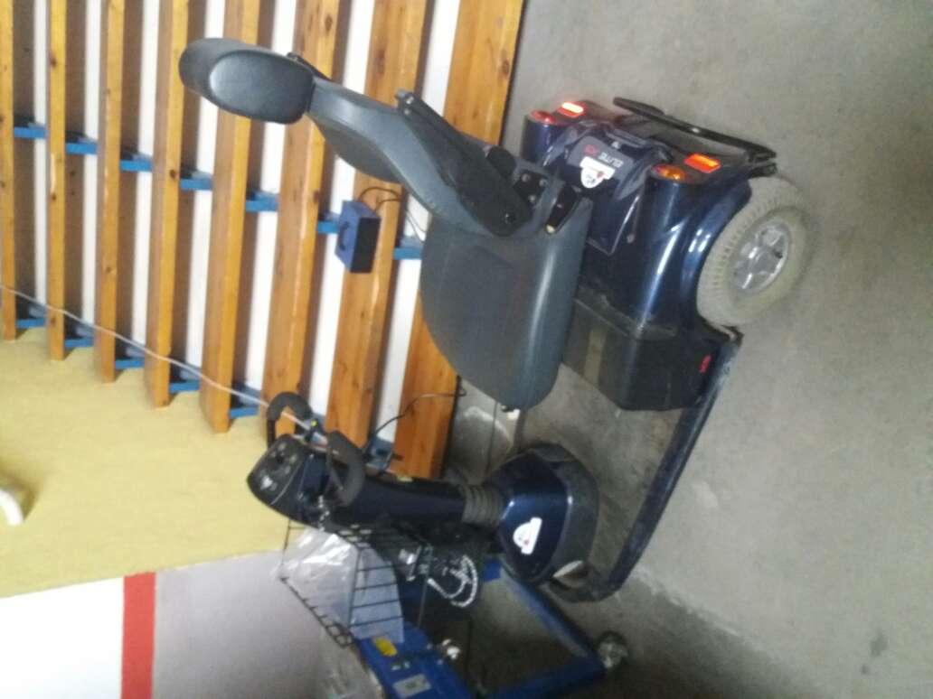 Imagen Scooter Electrico Segunda Mano