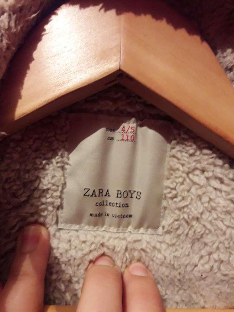 Imagen producto Abrigo de niño de Zara  3