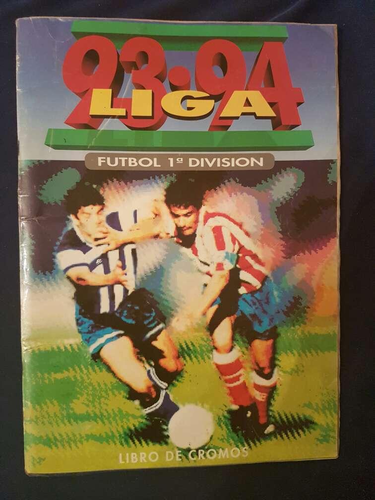 Imagen album completo futbol