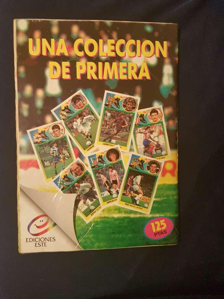 Imagen producto Album completo futbol 2