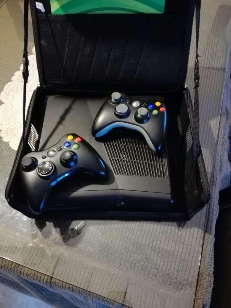 Imagen producto Xbox360 de 250 gb pirateada 3