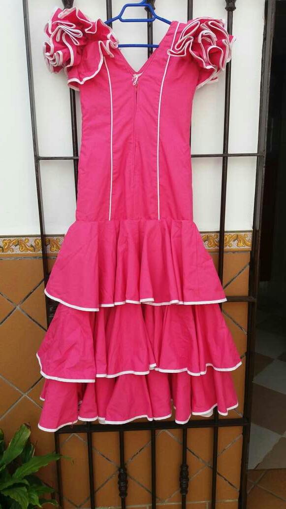 Imagen producto Traje flamenca 3