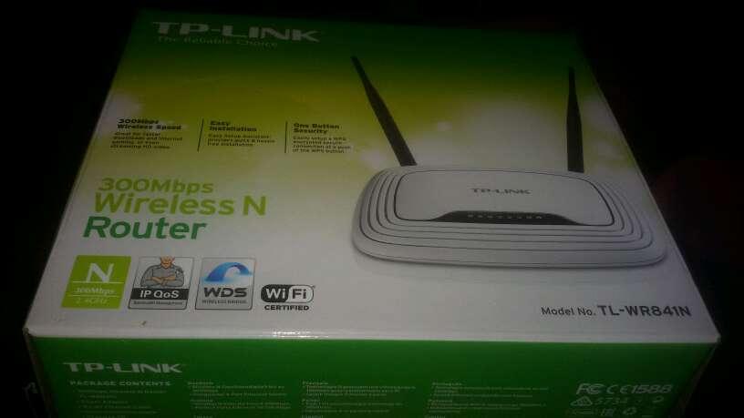 Imagen router libre