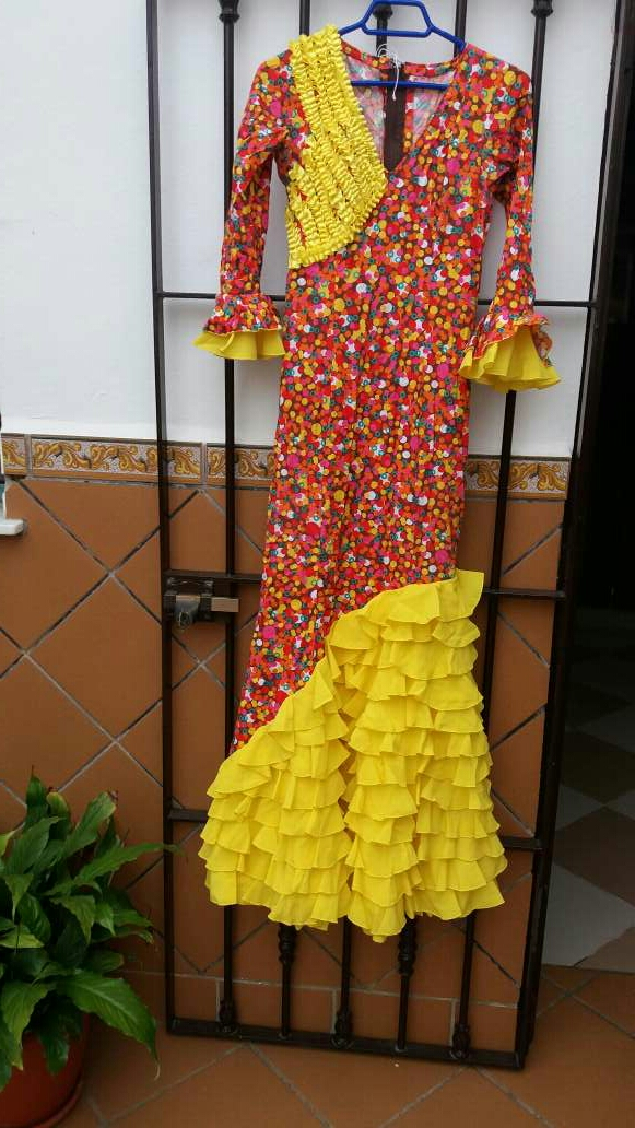 Imagen producto Traje flamenca  1