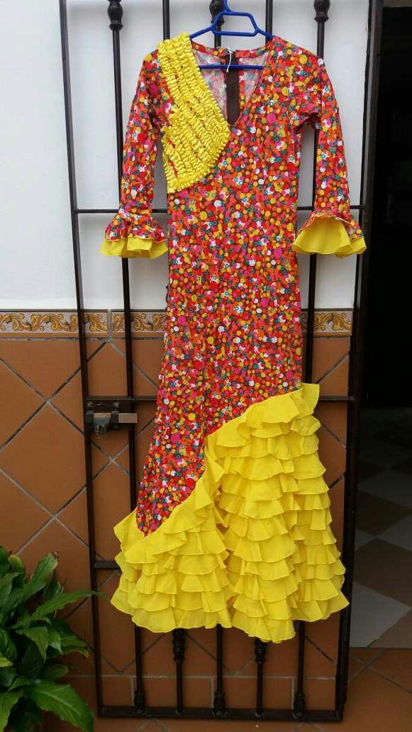 Imagen producto Traje flamenca  4