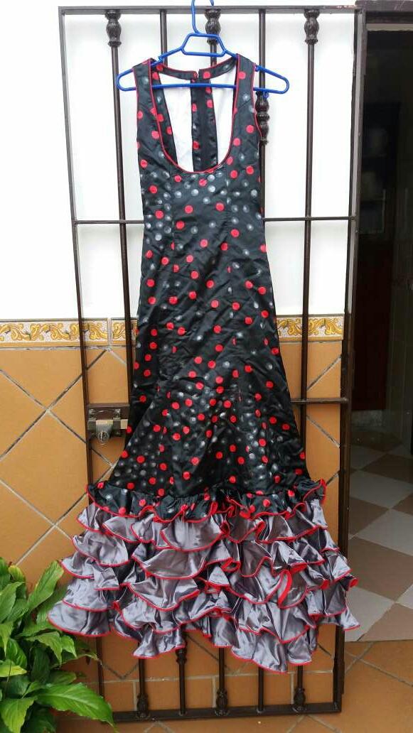 Imagen Traje flamenca.