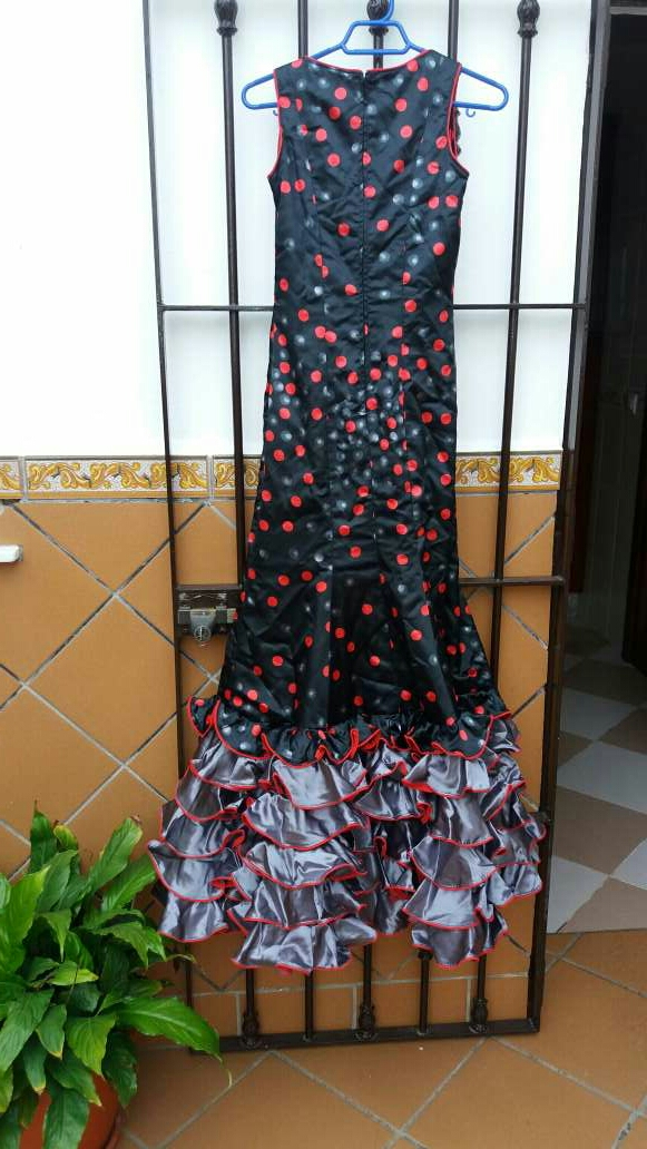 Imagen producto Traje flamenca. 2