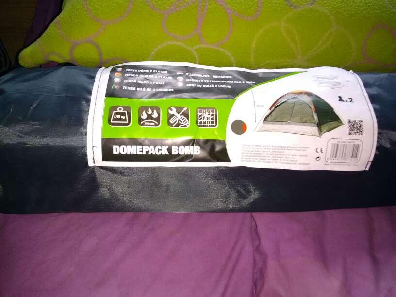Imagen producto Tienda de acampada 2