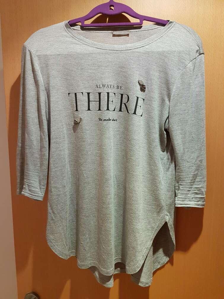 Imagen camiseta zara t.m