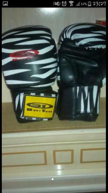 Imagen guantes boxeo