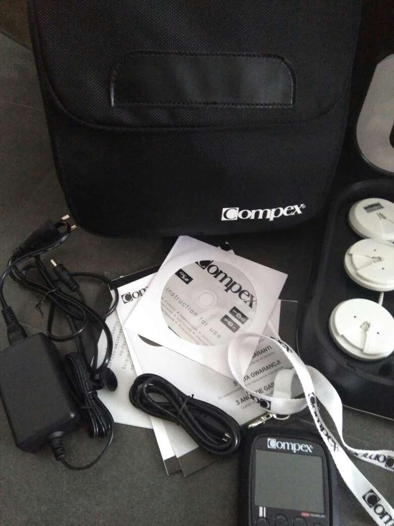Imagen producto Electroestimulador Compex SP 8.0 4