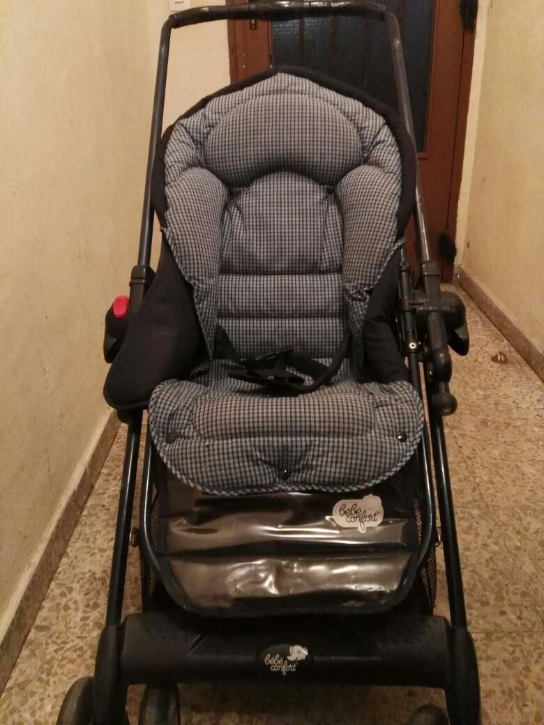Imagen producto Cochecito Trío Bebé Confort 2