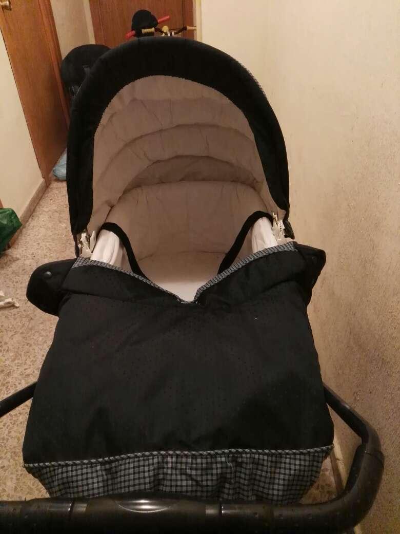 Imagen producto Cochecito Trío Bebé Confort 4