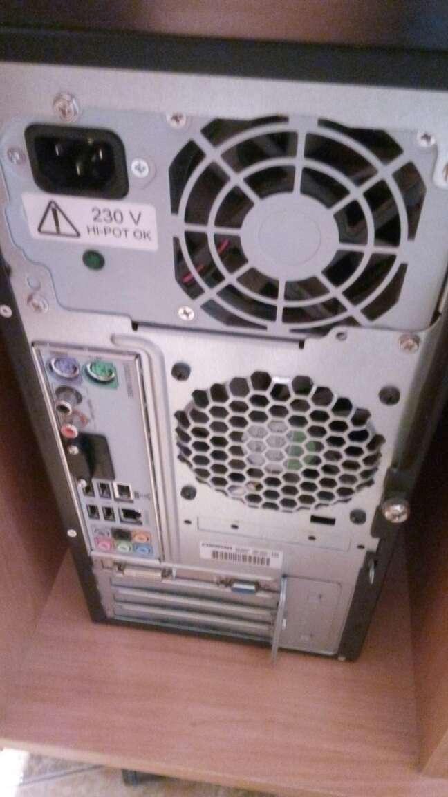 Imagen producto Ordenador compaq presario Dos procesadores 2