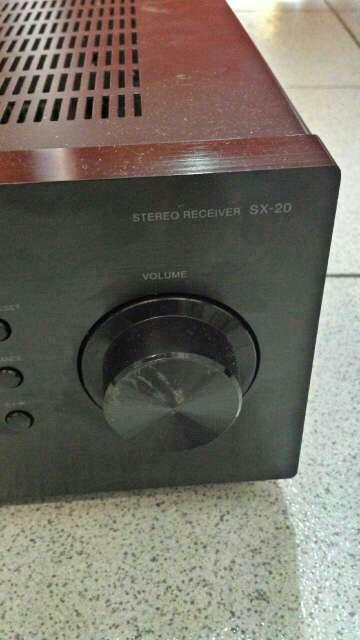 Imagen producto Pioneer sx-20 amplificador 2