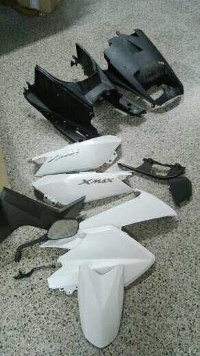 Imagen producto Se vende chapas de moto x Max 125 3