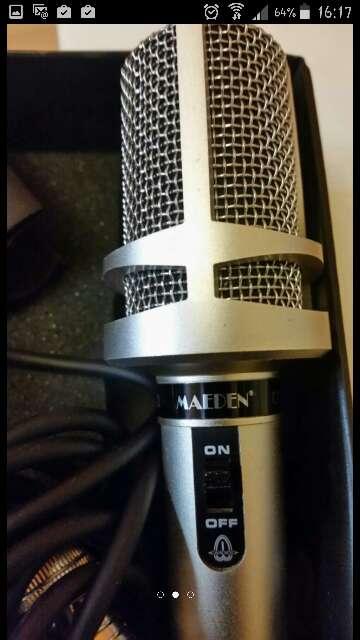 Imagen producto Microfono 2