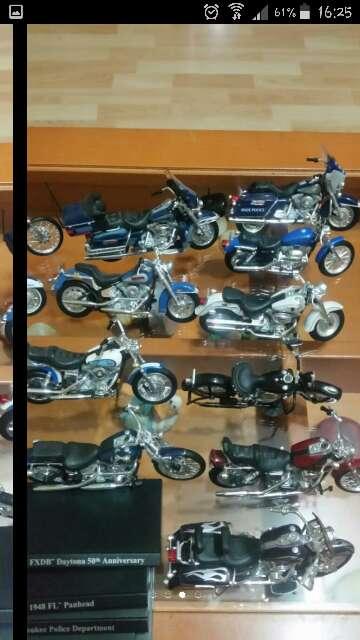 Imagen producto Coleccion motos harley 2