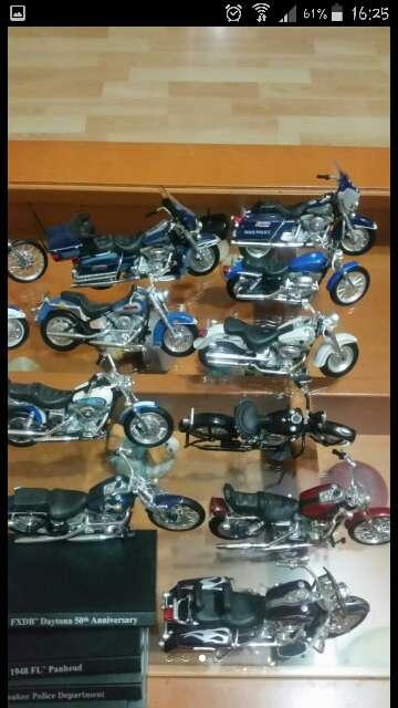 Imagen producto Coleccion motos harley 3
