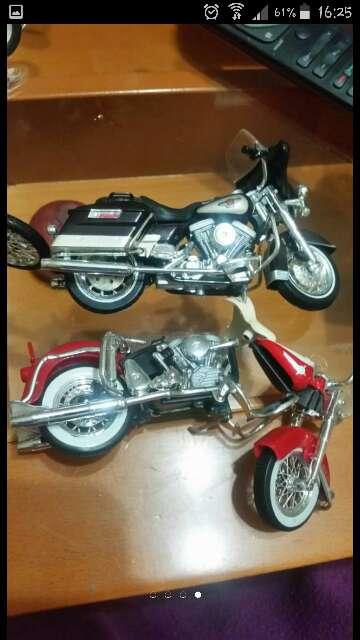 Imagen producto Coleccion motos harley 4