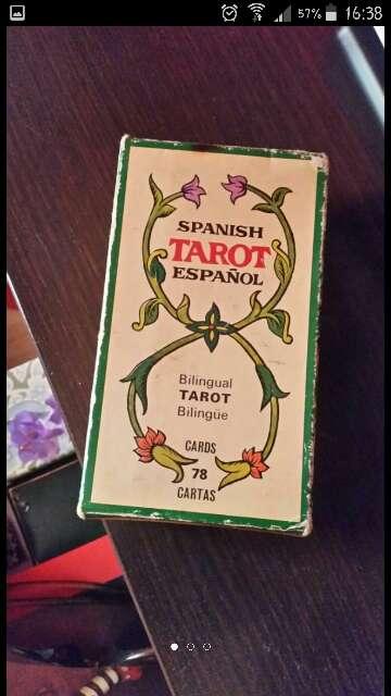 Imagen producto Cartas del tarot autenticas 1