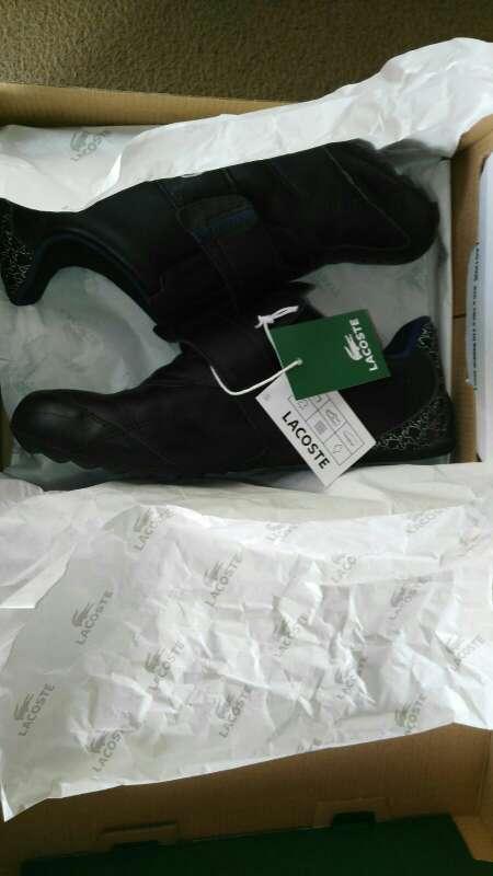 Imagen producto Zapatillas deportivas lacoste talla 37 2