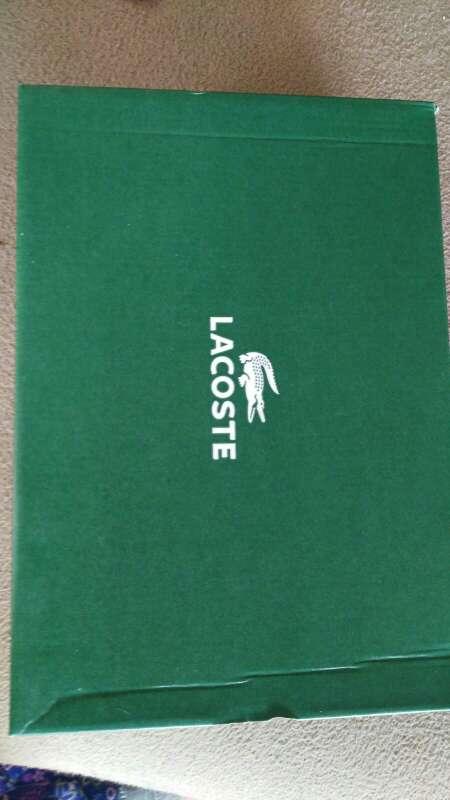 Imagen producto Zapatillas deportivas lacoste talla 37 4