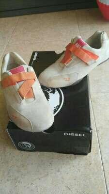 Imagen producto Zapatillas deportivas diesel talla 37 3