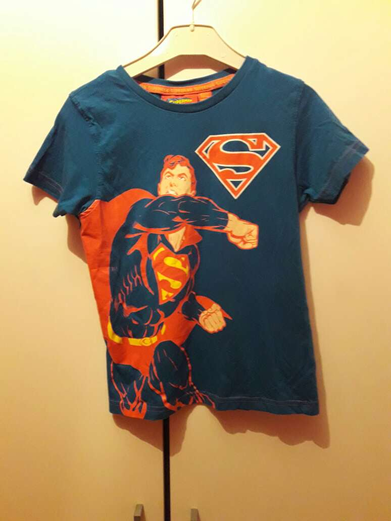 Imagen camiseta de Superman