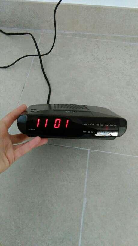 Imagen radiodespertador