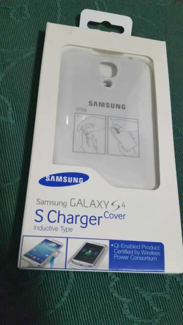 Imagen Tapa trasera samsung Galaxy S4 QI