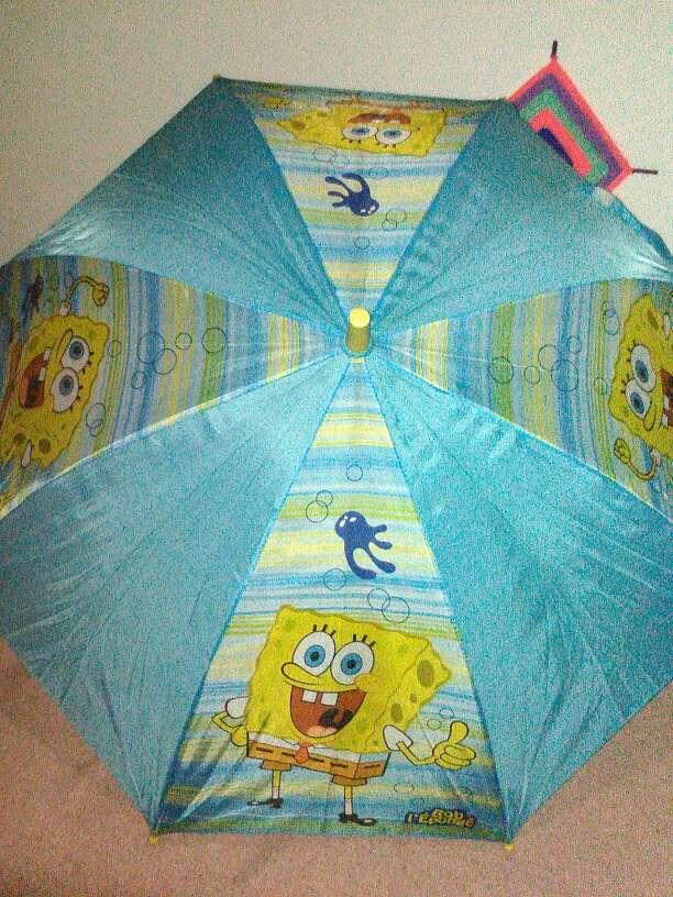Imagen paraguas Bob Esponja