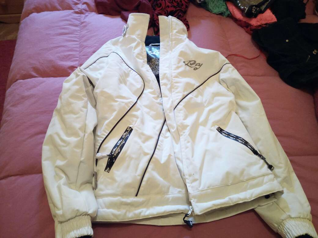 Imagen chaqueta de nieve xs