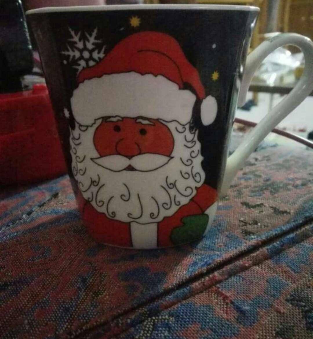 Imagen Taza Papa Noel