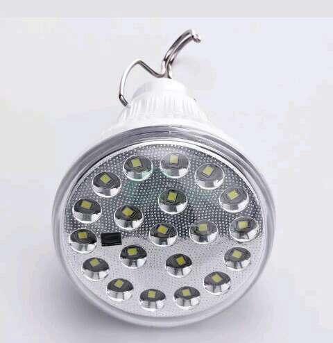 Imagen producto Iluminacion solar panel+bombilla led con mando 3