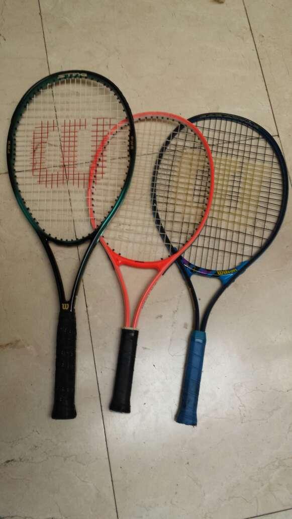 Imagen producto Kit Wilson tenis. 2